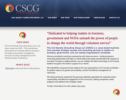 Civil Society Consulting Group