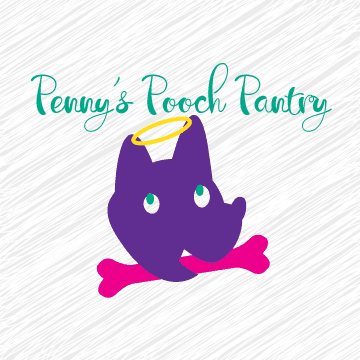 Penny's Pooch Pantry Logo