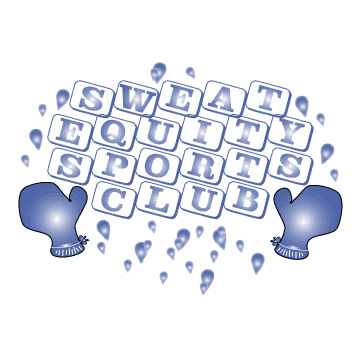 Sweat  Equity Sports Logo