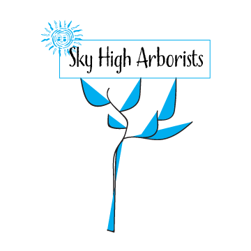 Sky High Arborists logo